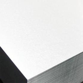 Pliage en L (Cornière) Tôle en Aluminium laqué 2 faces