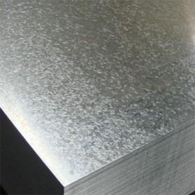 Pliage en Oméga Tôle en acier galvanisé
